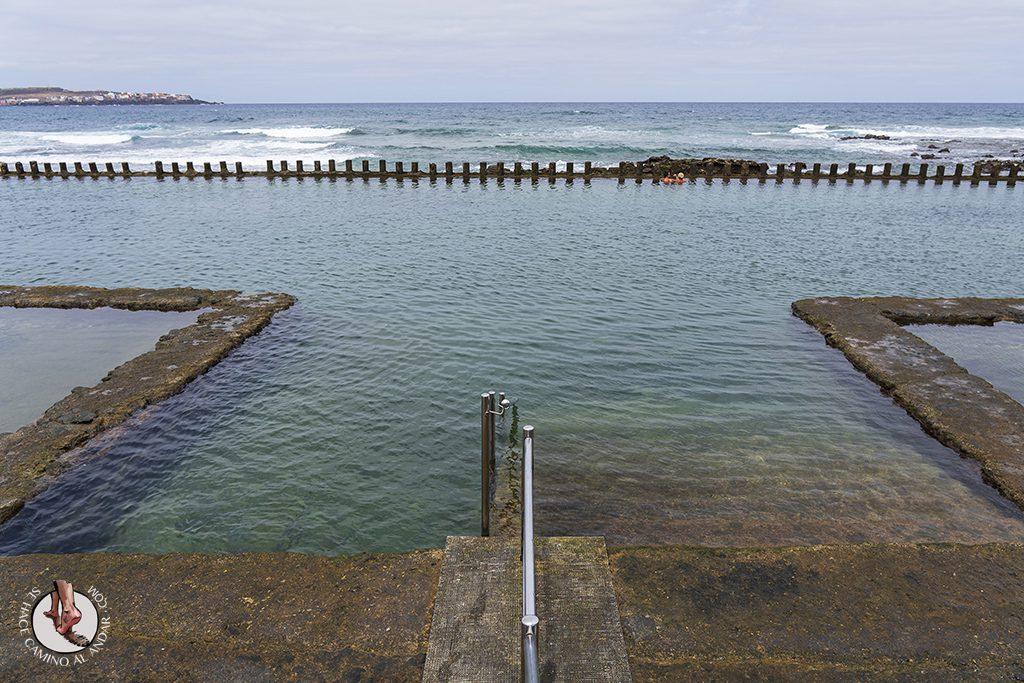 piscina natural gran canaria galdar agujero entrada
