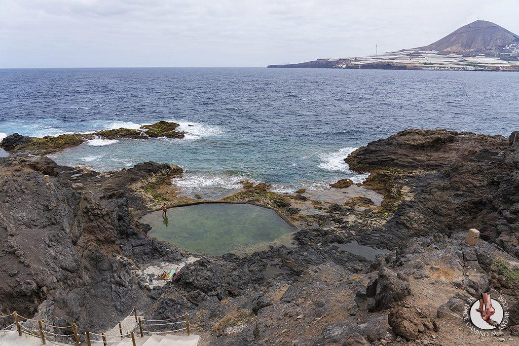 piscinas naturales gran canaria galdar la Furnia vistas