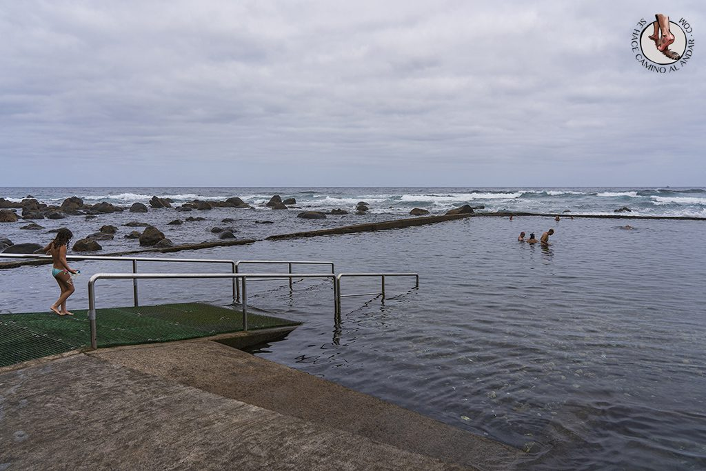 piscinas naturales gran canaria moya altillo acceso
