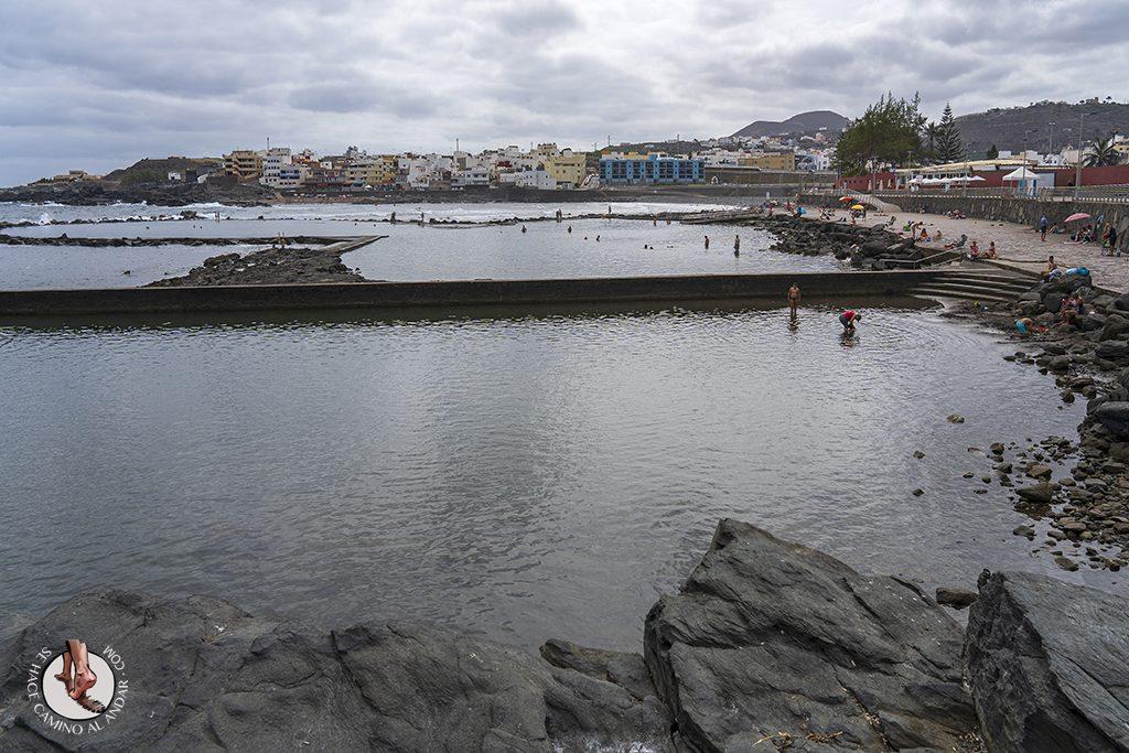 piscinas naturales Gran Canaria los charcones