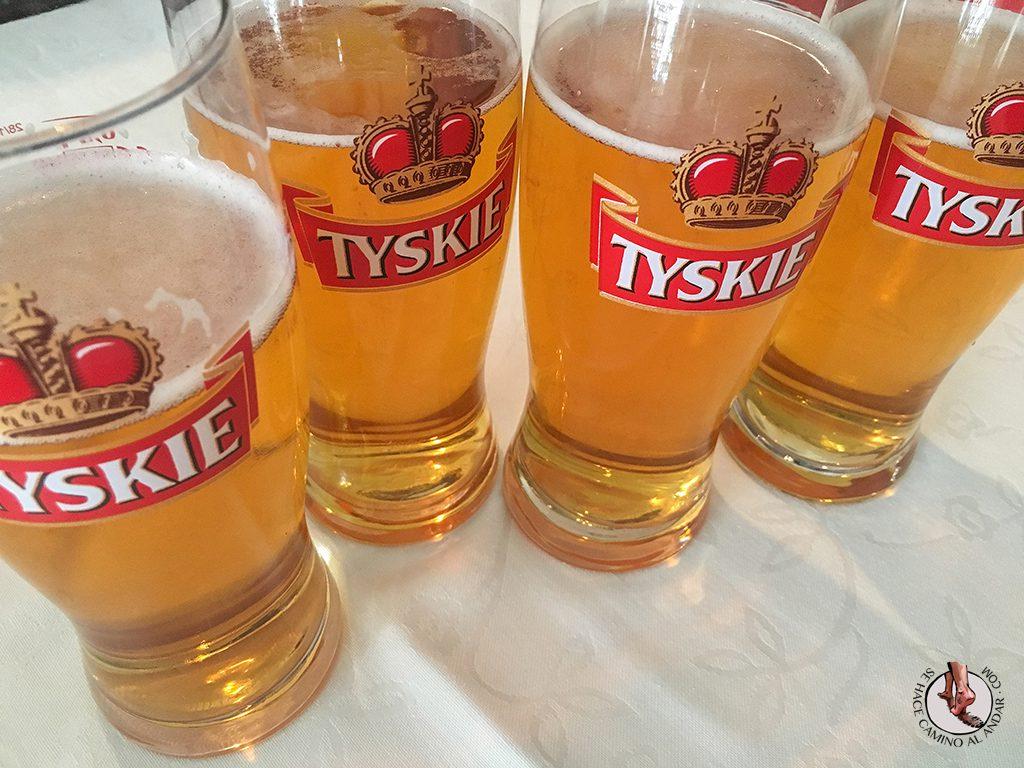 piwo cerveza cracovia