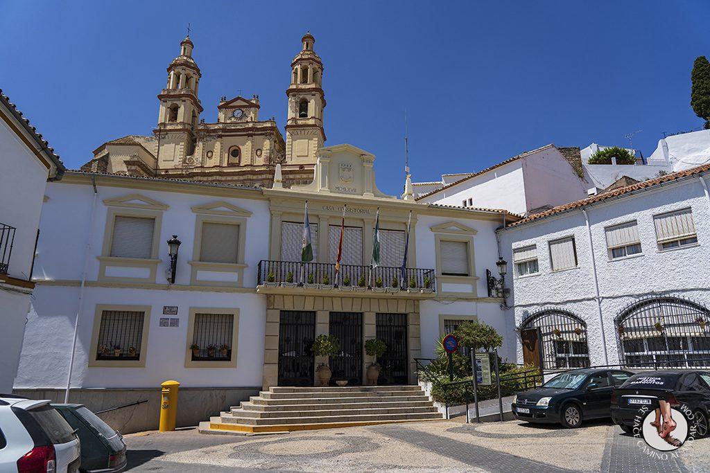plaza ayuntamiento olvera