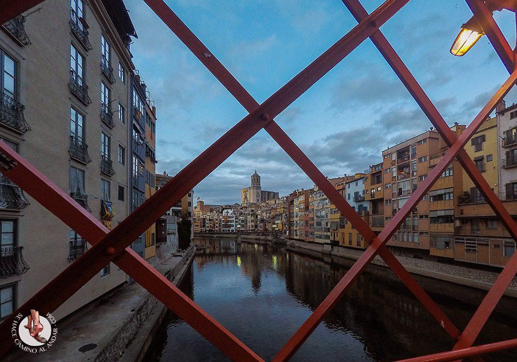 Puente de Hierro Girona