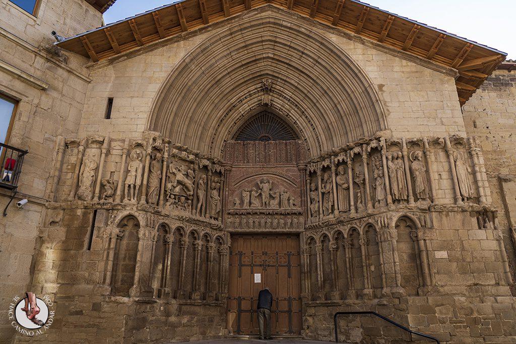que ver Logroño Iglesia San Bartolome