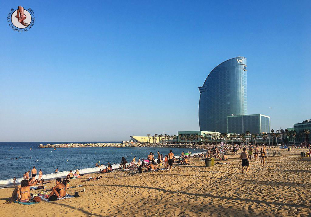 que ver en Barcelona mejores playas