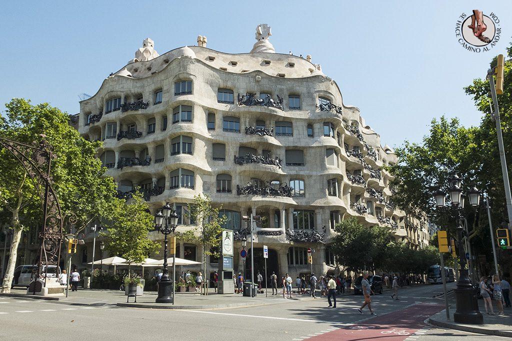 que ver en Barcelona passeig de gracia