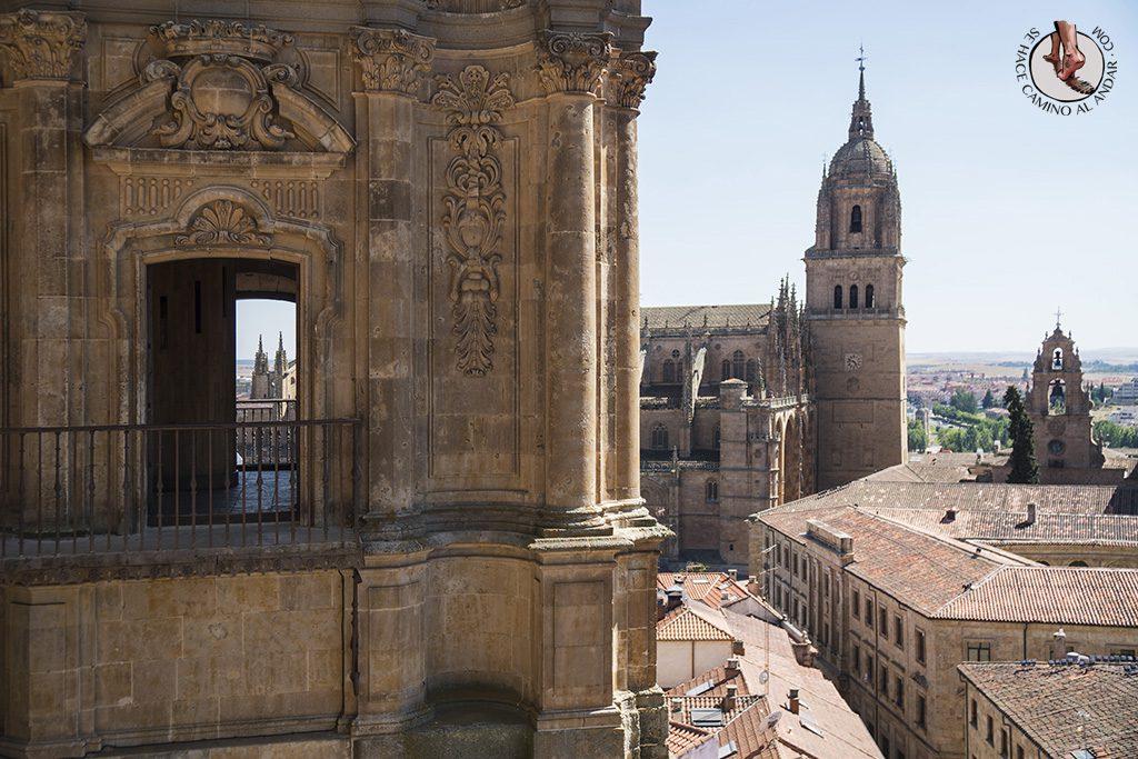 que ver en Salamanca Clerecia Scala Coeli torre