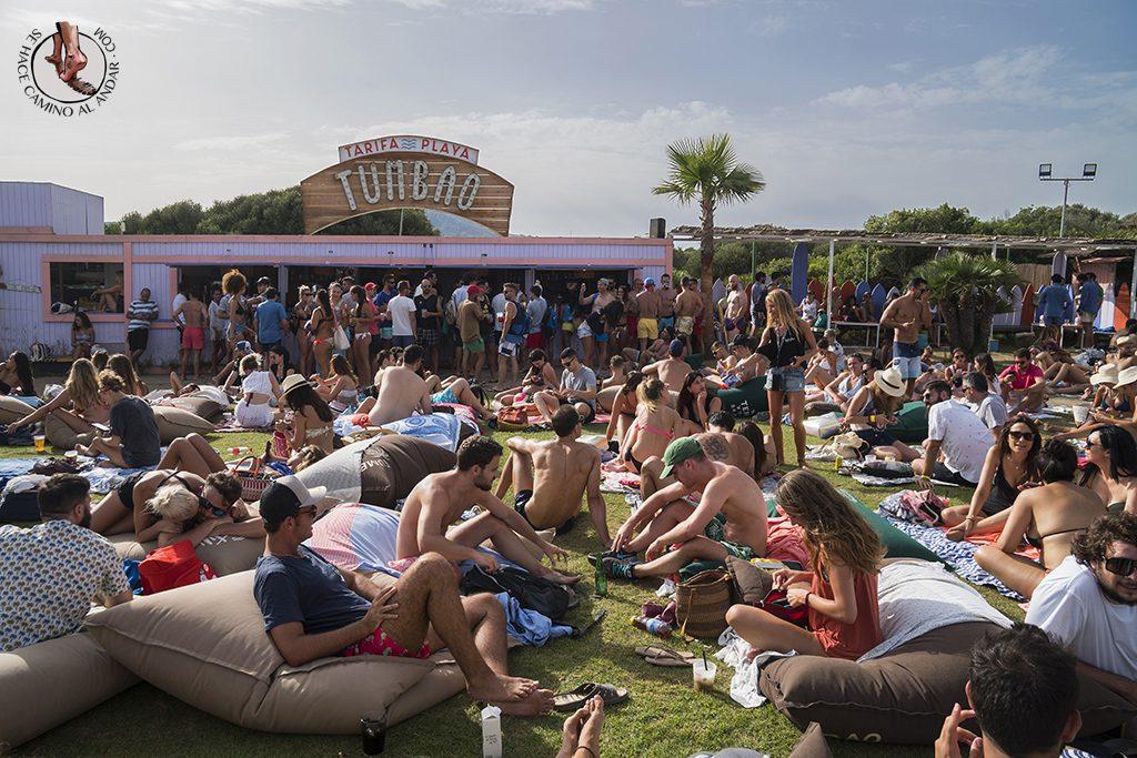 que ver en Tarifa playa valdevaqueros tumbao jardin