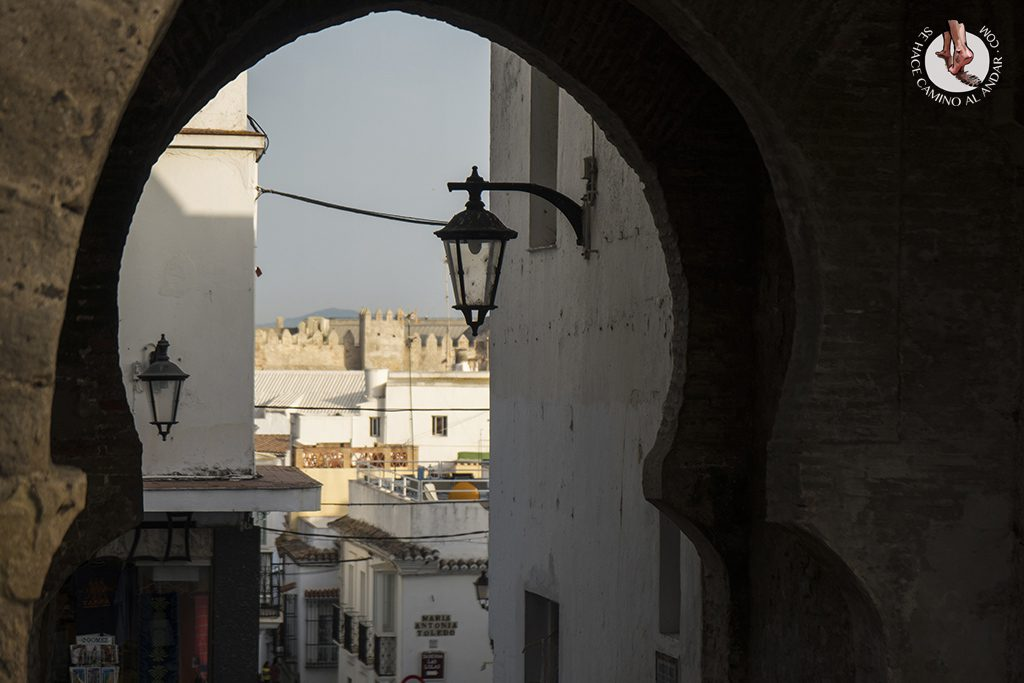 que ver en Tarifa puerta Jerez arco
