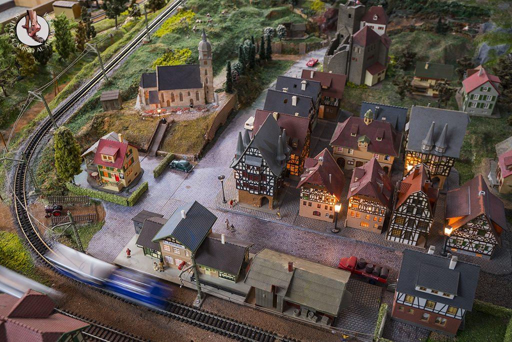 que ver en colmar museo juguete maqueta tren