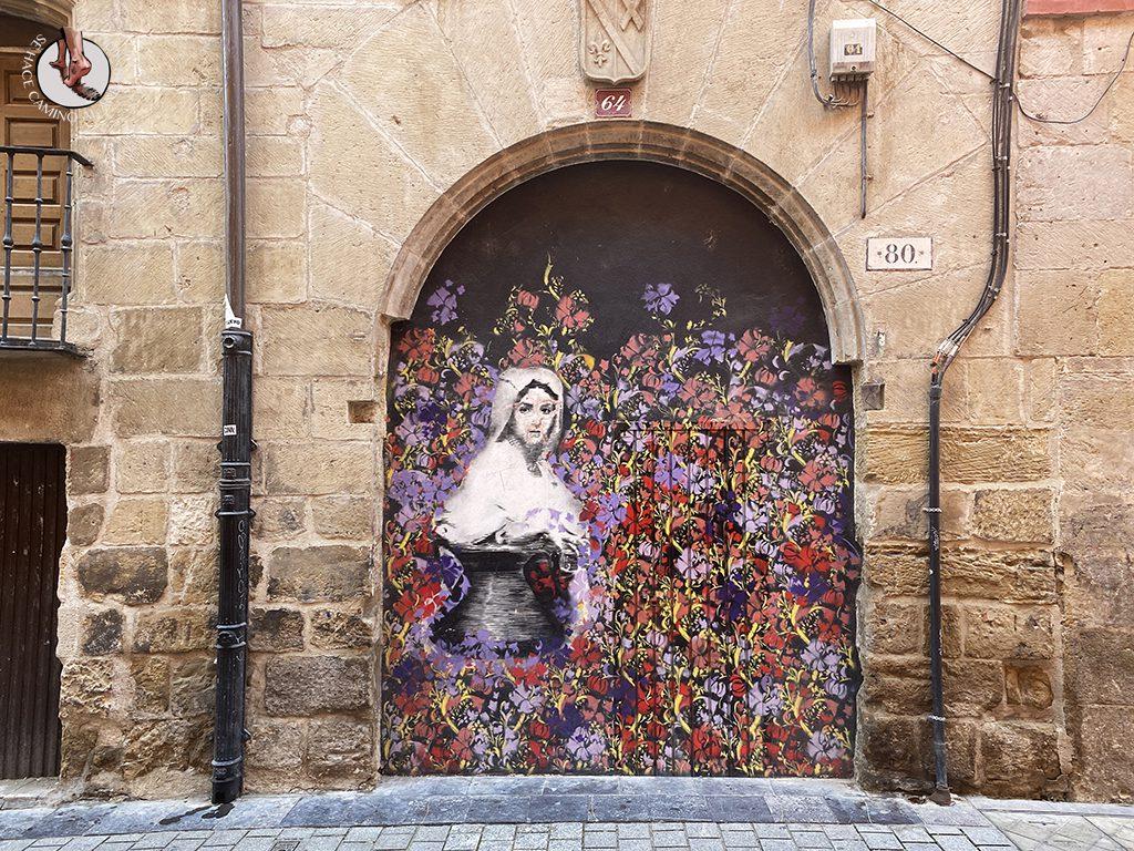 que ver en logrono arte urbano pared