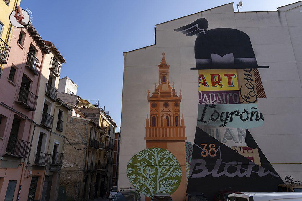 que ver en logrono arte urbano