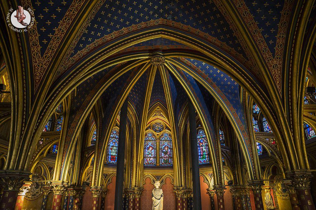 que ver en paris saint chapelle arcos