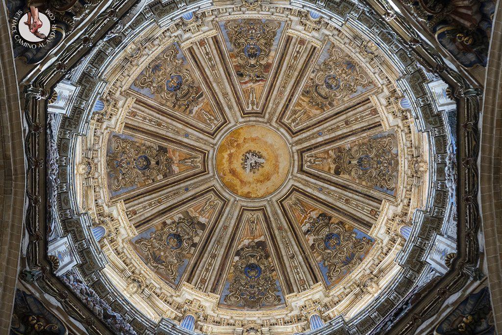 que ver en salamanca catedral nueva cupula