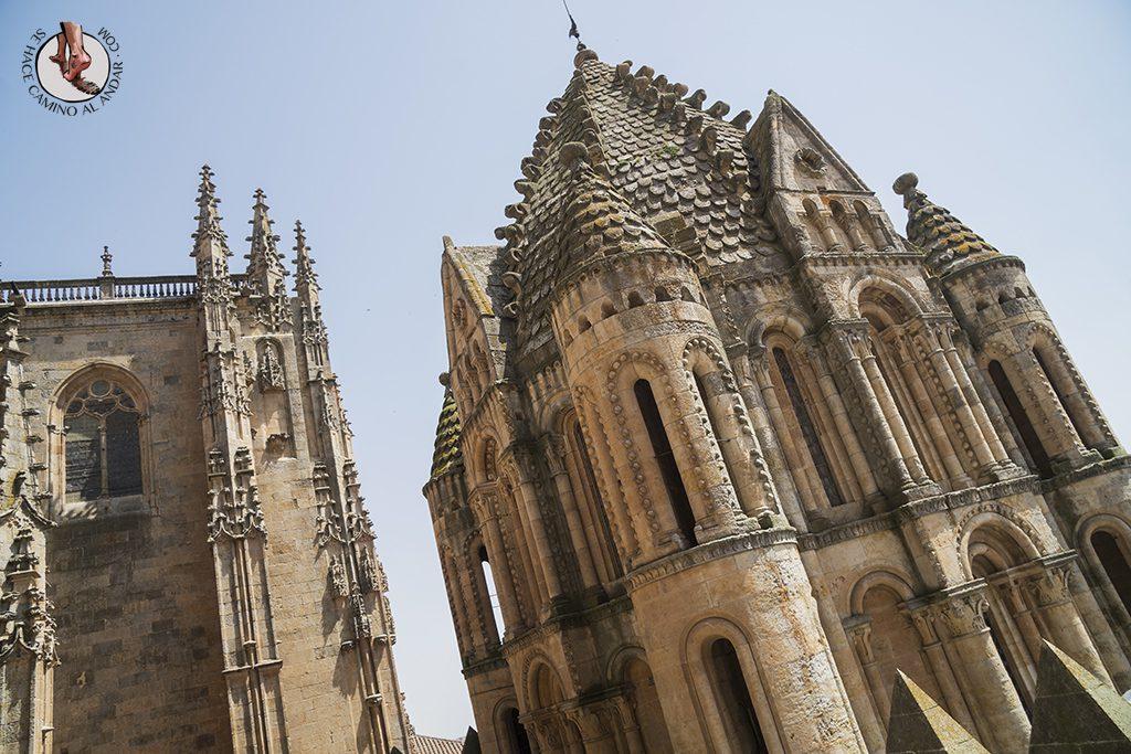 que ver en salamanca catedral vieja cimborrio