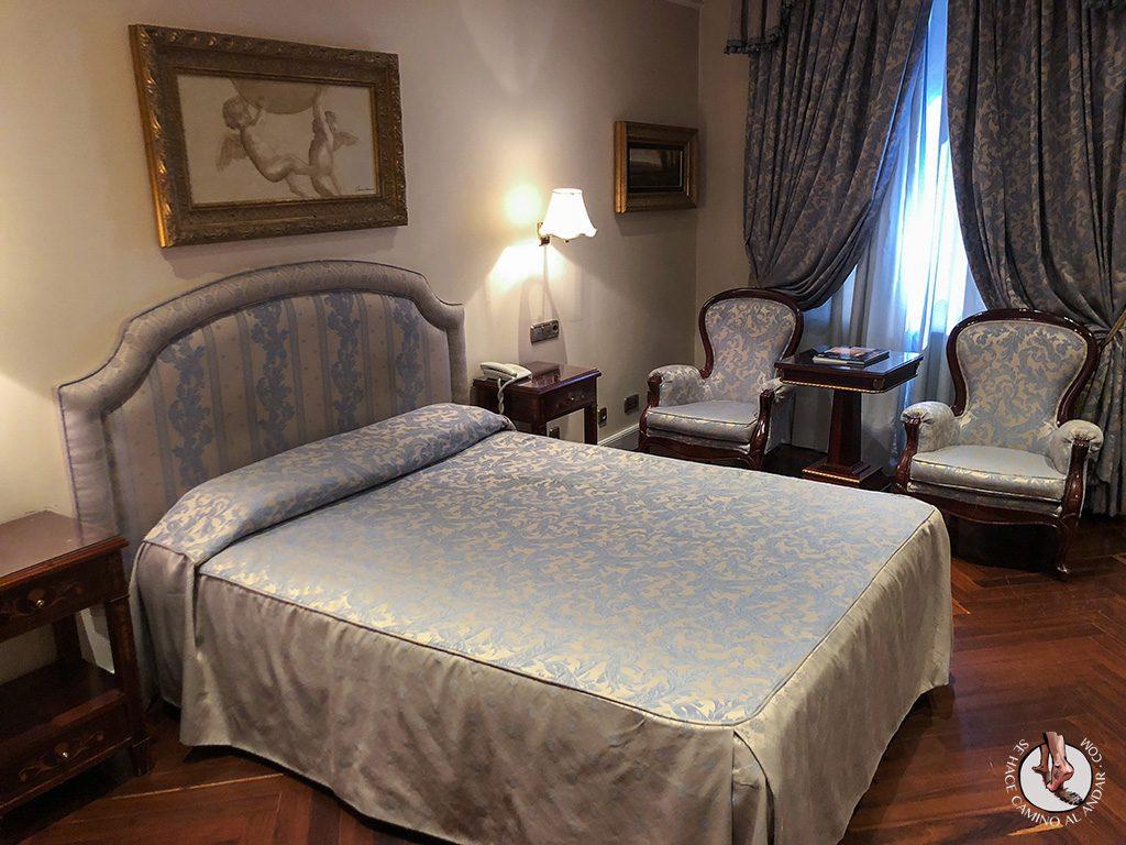 que ver en salamanca hotel alameda palace habitacion