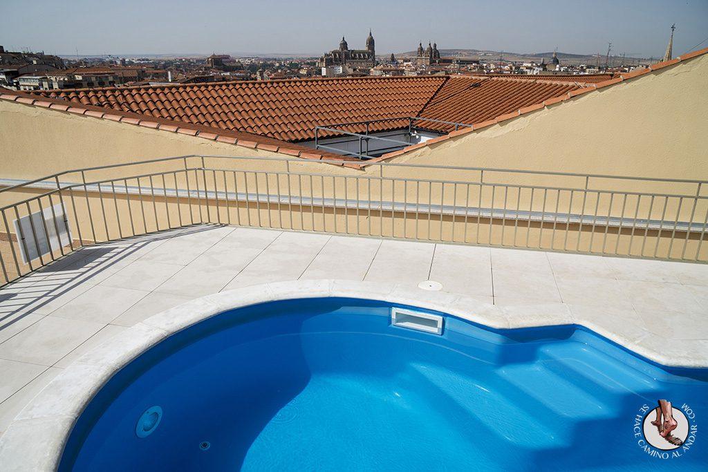 que ver en salamanca hotel alameda palace piscina