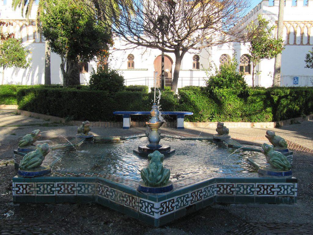 Plaza del Ayuntamiento de Tarifa
