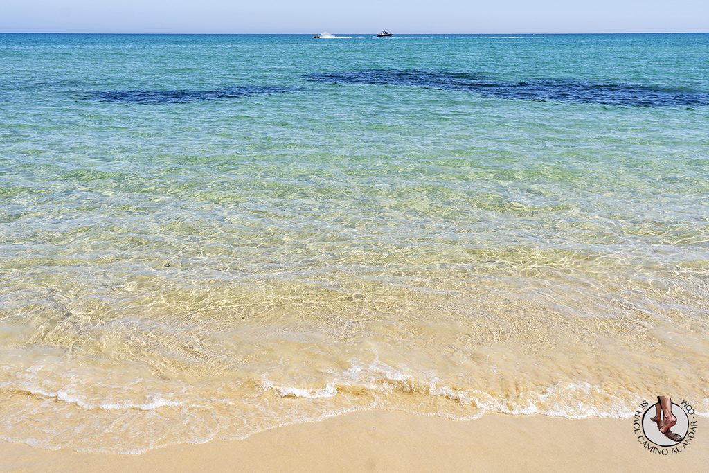 que ver faro Praia Barreta Ilha Deserta agua