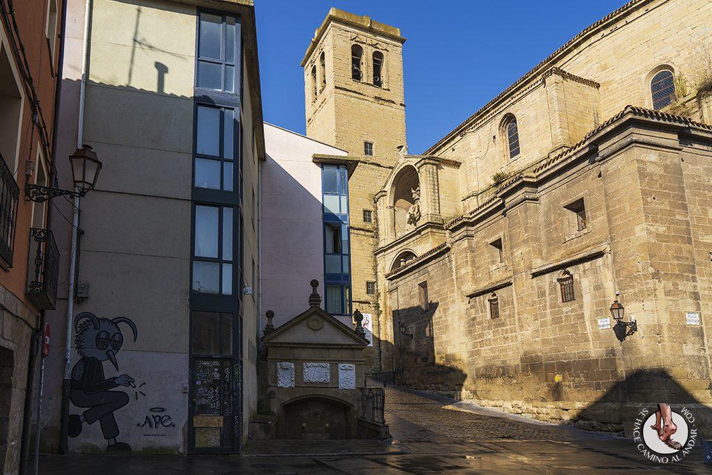 que ver logroño Iglesia de Santiago el Real
