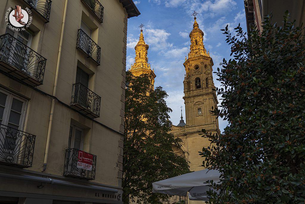 que ver logrono plaza catedral