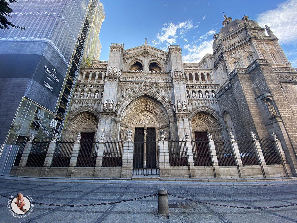 toledo catedral fachada