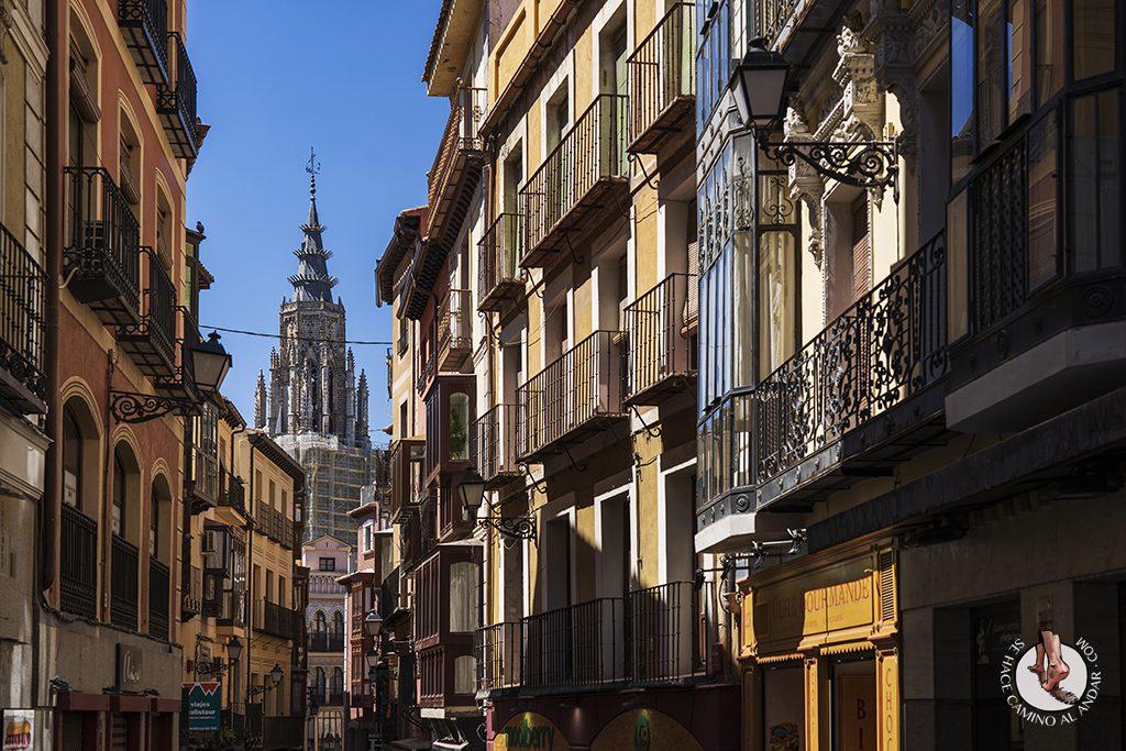que ver toledo catedral torre calles