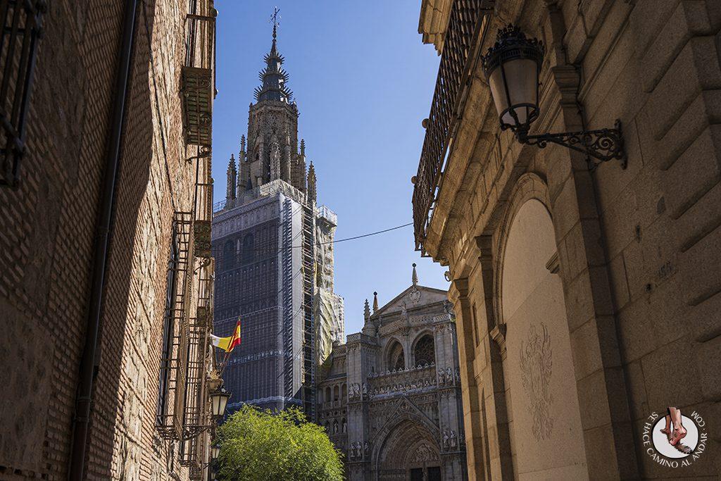 que ver toledo catedral torre