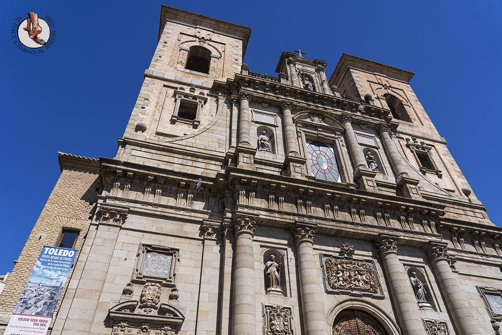 toledo iglesia jesuitas fachada