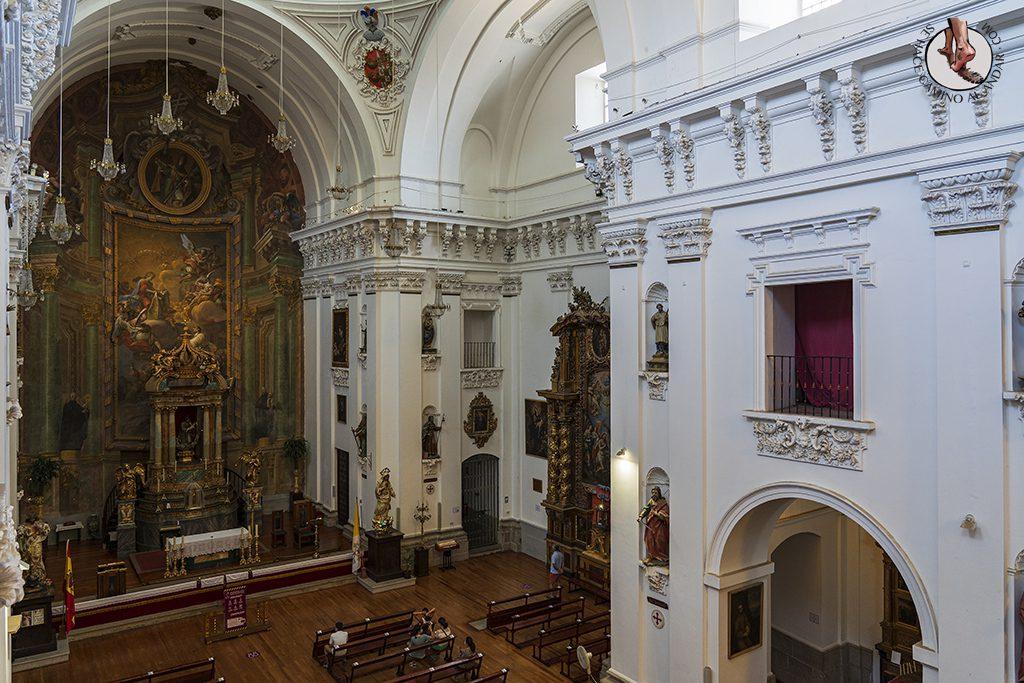 toledo iglesia jesuitas interior
