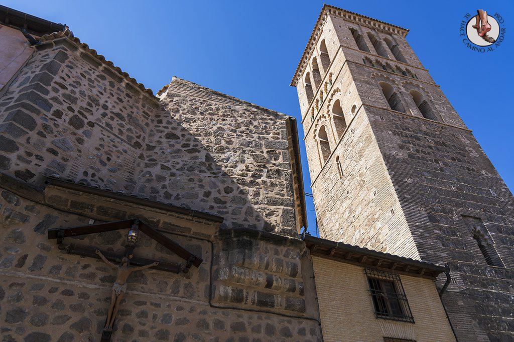 Toledo iglesia santo tome