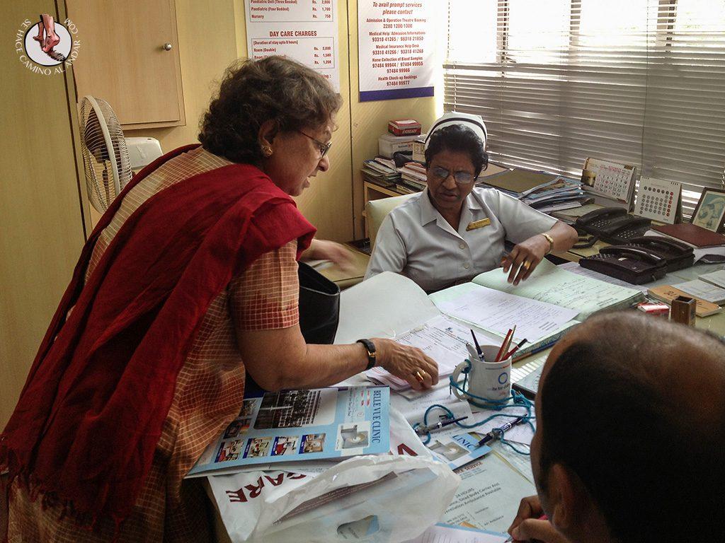 registro hospital calcuta matrona
