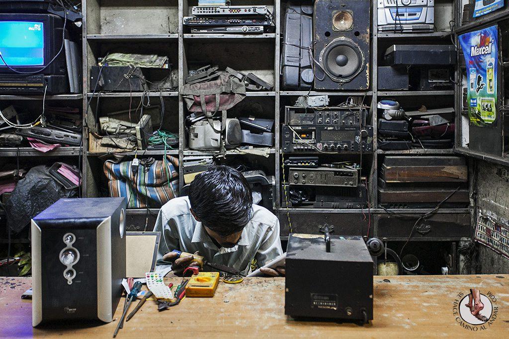 reparador electrónico calcuta