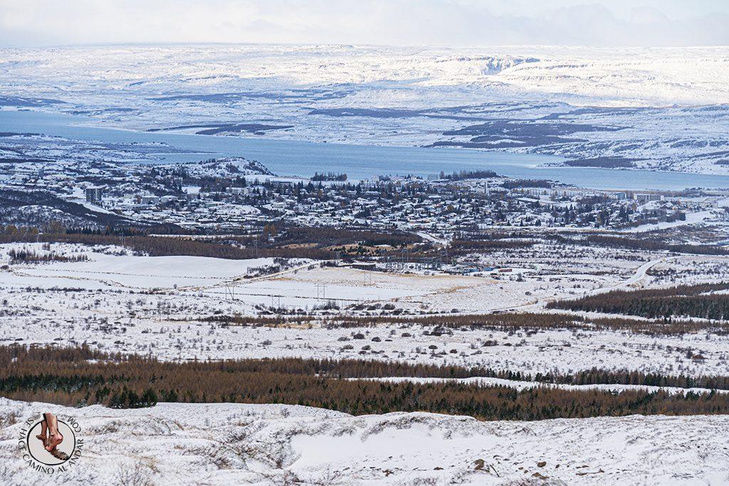 ring road 5-7 vistas salida Akureyri