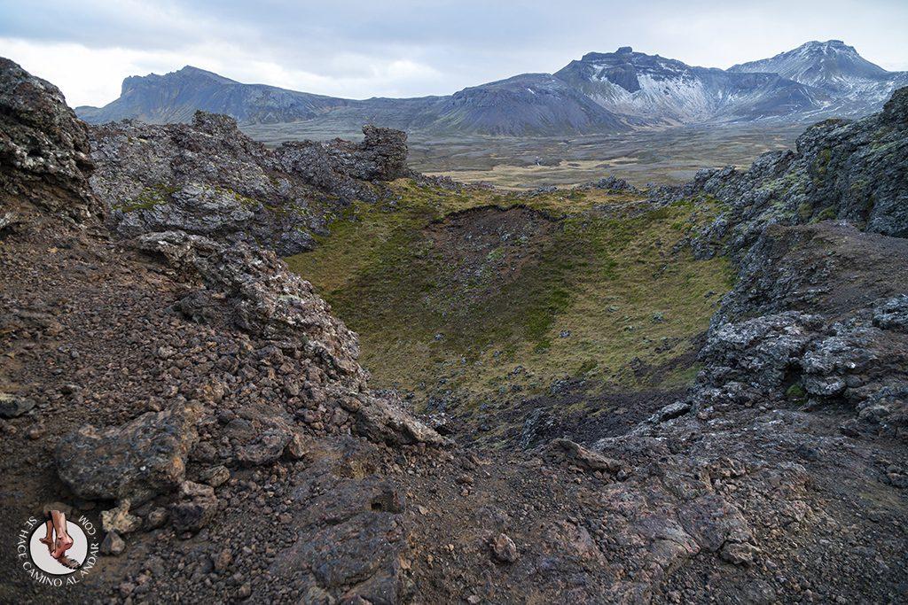 ring road 7-7 Crater Saxholl