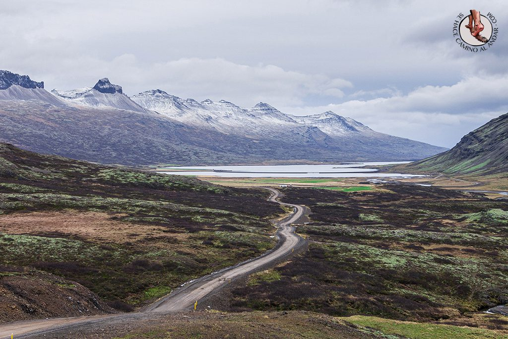 ring road islandia dia 4-7 Cascada Folaldafoss vistas