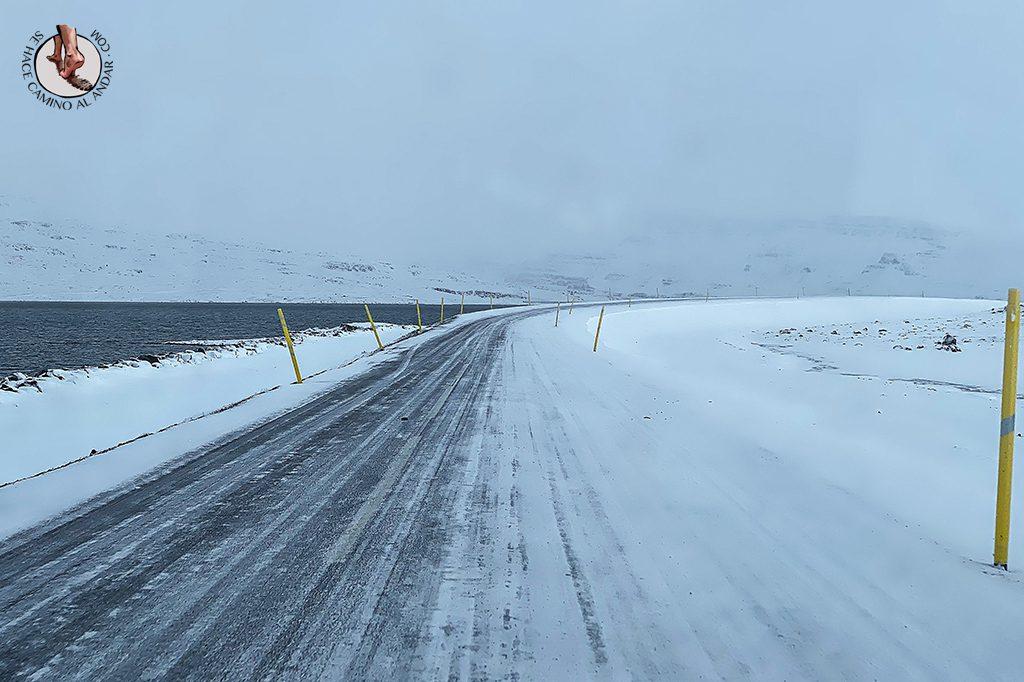 ring road islandia dia 4-7 carretera nieve