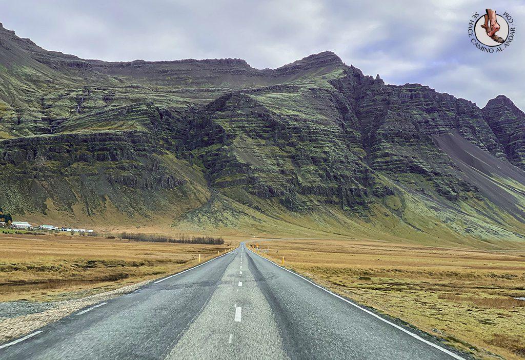 ring road islandia dia 4-7 carretera