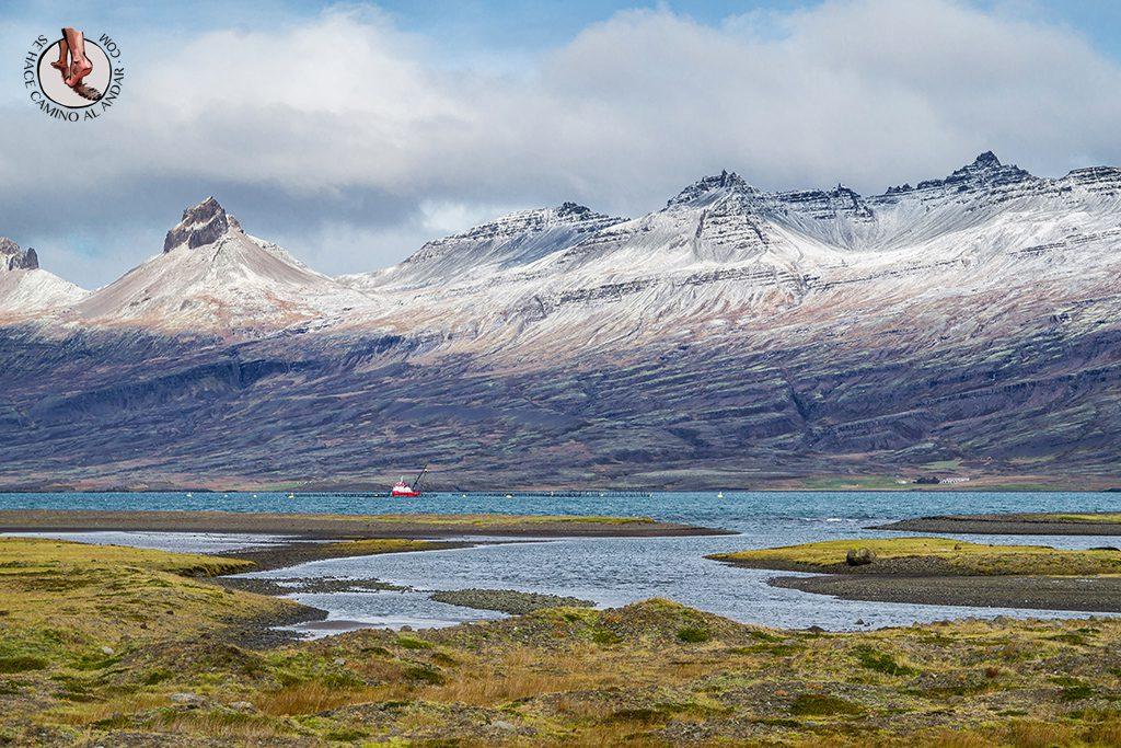 ring road islandia dia 4-7 paisaje nevado