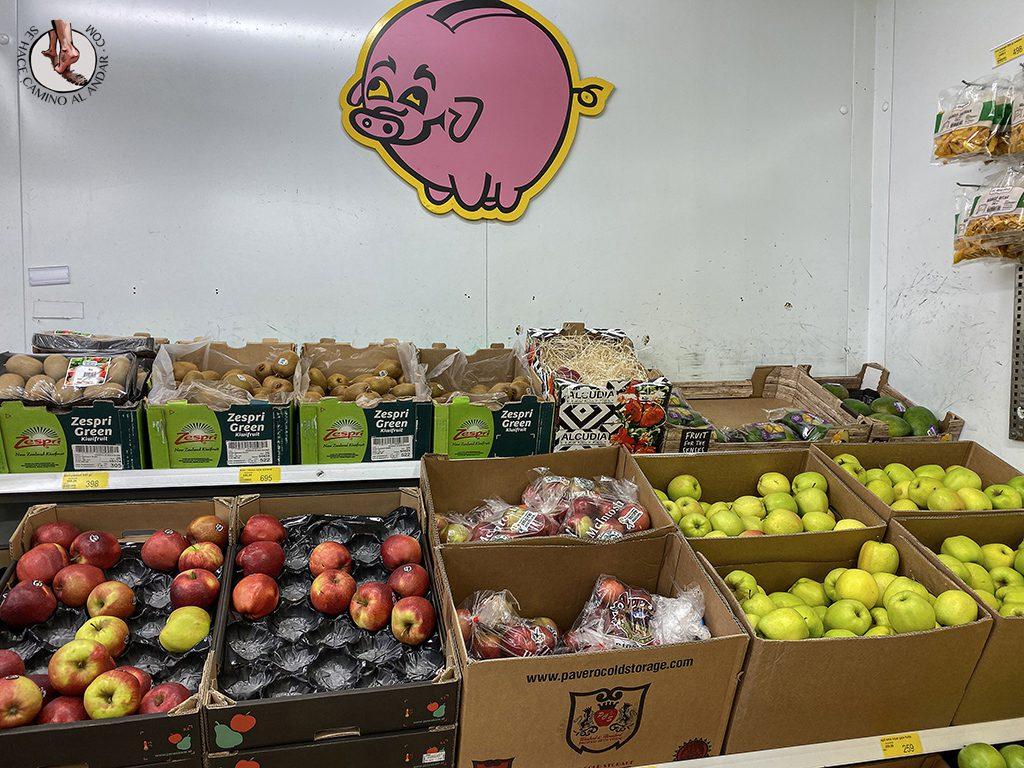 supermercado barato islandia bonus fruta