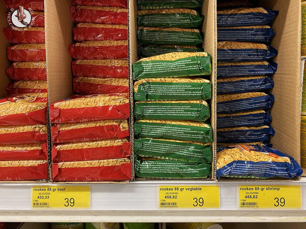 supermercado barato islandia bonus pasta