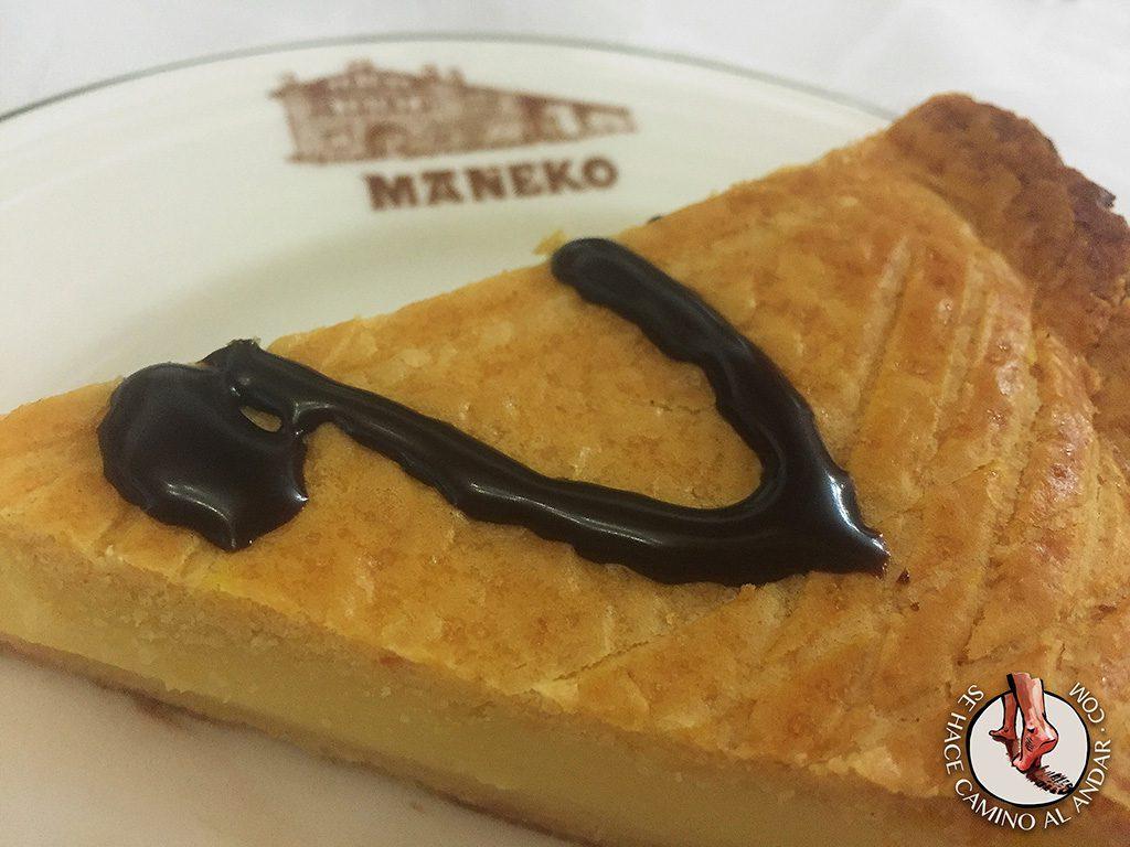 tarta vasca euskal tarta maneko