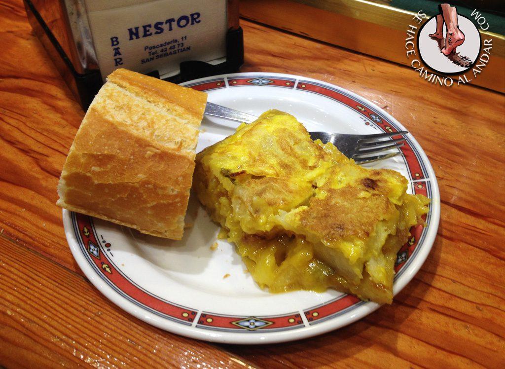 tortilla de patatas bar nestor chalo84