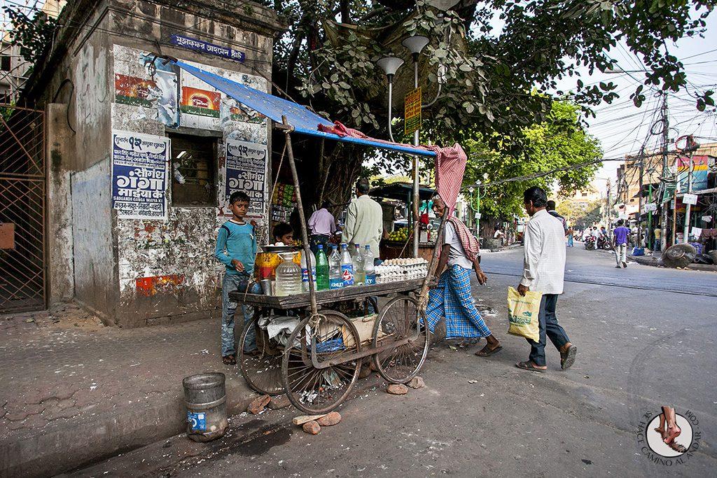 vendedor callejero calcuta