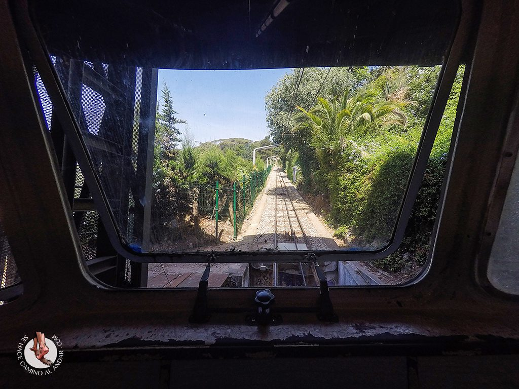 ventana funicular tibidabo