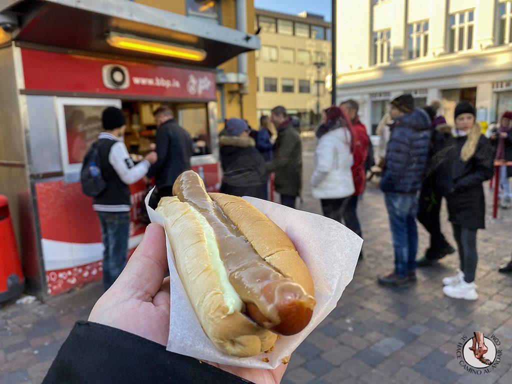 Bæjarins Beztu hotdog reikiavik