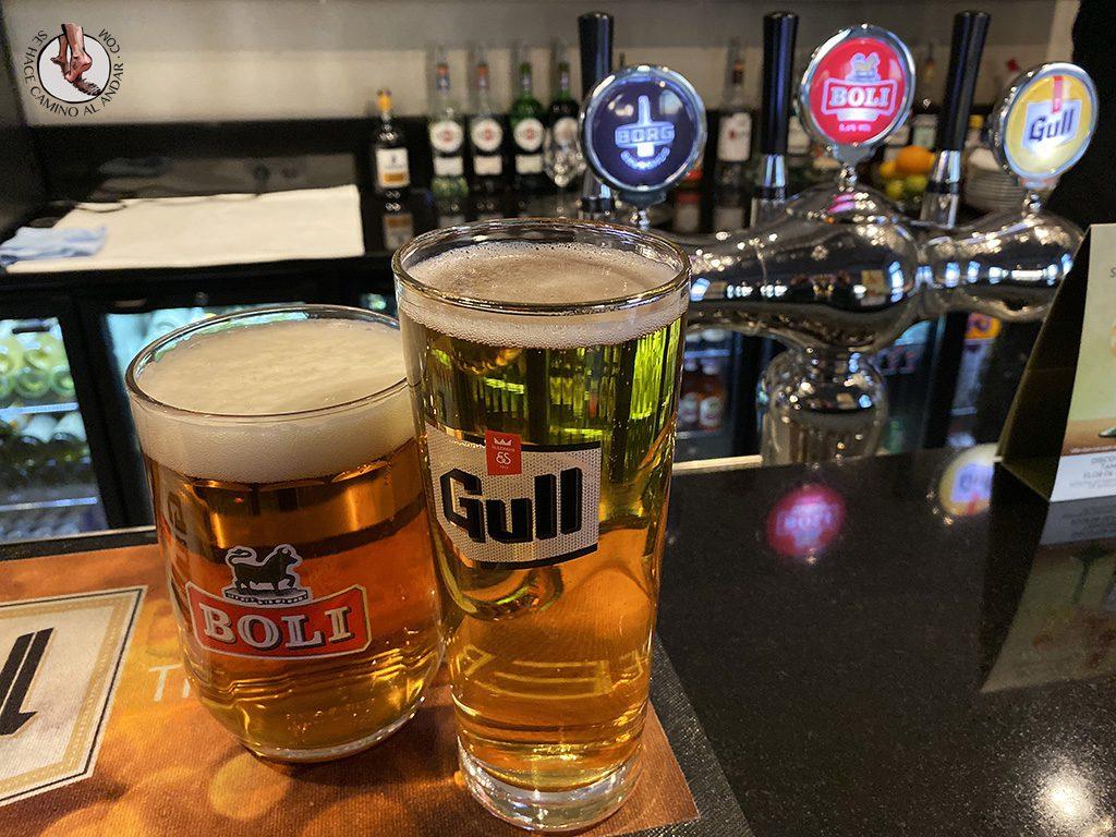 cerveza local Islandia