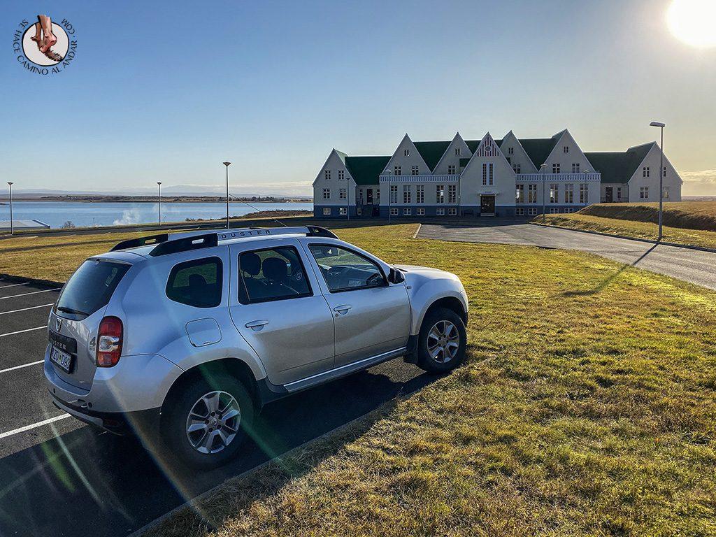 viajar a Islandia todoterreno 4x4