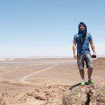 Entrevista de vuelta al mundo: Viajar, comer y amar (i)