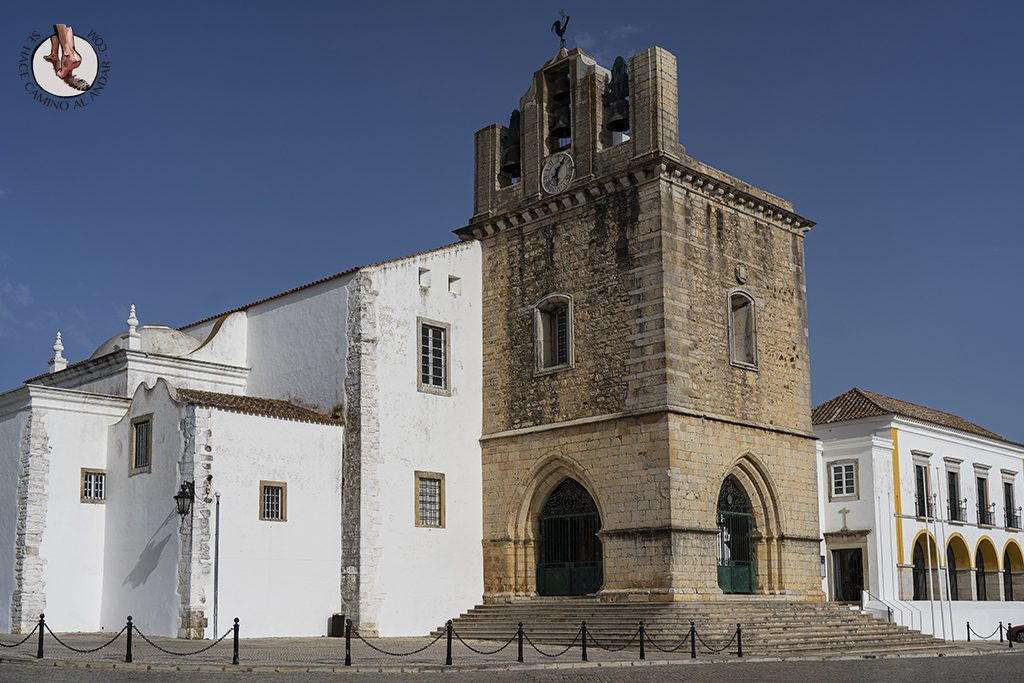 visitar Algarve faro catedral
